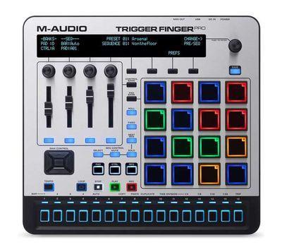 Midi-контроллер M-Audio Trigger Finger Pad фото 2 | Интернет-магазин Bangbang