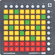 MIDI-контроллер Novation Launchpad Mini MK2 фото 1 | Интернет-магазин Bangbang