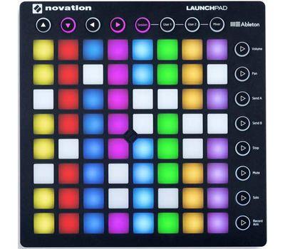 MIDI-контроллер Novation Launchpad MK2 фото 1 | Интернет-магазин Bangbang