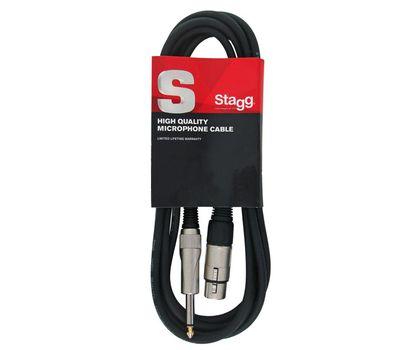 Микрофонный кабель Stagg SMC3XP фото 3 | Интернет-магазин Bangbang