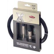 Микрофонный кабель Stagg XMC3XP фото 1 | Интернет-магазин Bangbang