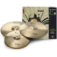 Набор барабанных тарелок Stagg CXG SET фото 1 | Интернет-магазин Bangbang
