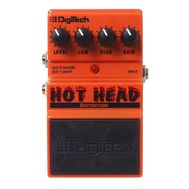 Педаль эффекта Digitech Hot Head Distortion фото 1 | Интернет-магазин Bangbang