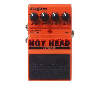 Педаль эффекта Digitech Hot Head Distortion фото 1   Интернет-магазин Bangbang