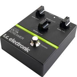 Педаль эффекта TC Electronic Vintage Octascreamer фото 1 | Интернет-магазин Bangbang