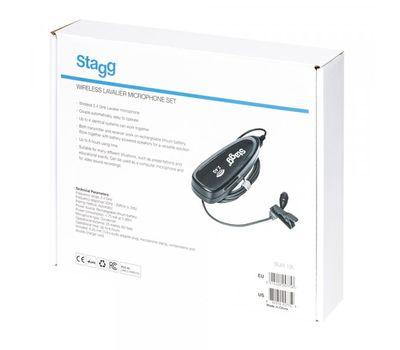 Петличный радиомикрофон Stagg SUW 12L фото 4 | Интернет-магазин Bangbang