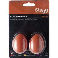 Шейкер - яйцо Stagg Egg-2 OR фото 1 | Интернет-магазин Bangbang