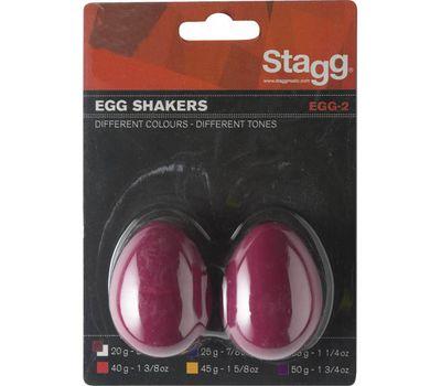 Шейкер - яйцо Stagg Egg-2 RD фото 1 | Интернет-магазин Bangbang