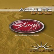 Струны для 12-и струнной гитары Stagg AC-12ST-BR (10-47) фото 1   Интернет-магазин Bangbang