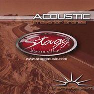 Струны для 12-и струнной гитары Stagg AC-12ST-PH (10-47) фото 1 | Интернет-магазин Bangbang