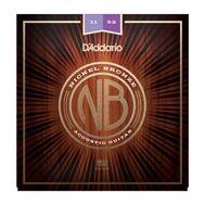 Струны для акустической гитары D'addario NB1152 фото 1   Интернет-магазин Bangbang