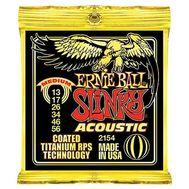 Струны для акустической гитары Ernie Ball 2154 фото 1 | Интернет-магазин Bangbang