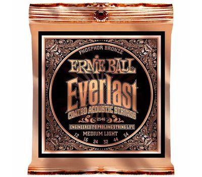 Струны для акустической гитары Ernie Ball 2546 фото 1   Интернет-магазин Bangbang
