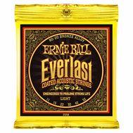 Струны для акустической гитары Ernie Ball 2558 фото 1 | Интернет-магазин Bangbang
