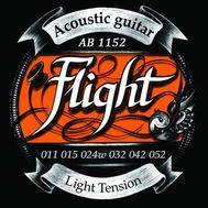 Струны для акустической гитары FLIGHT AB1152 фото 1 | Интернет-магазин Bangbang