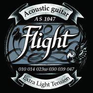 Струны для акустической гитары FLIGHT AS1047 фото 1 | Интернет-магазин Bangbang