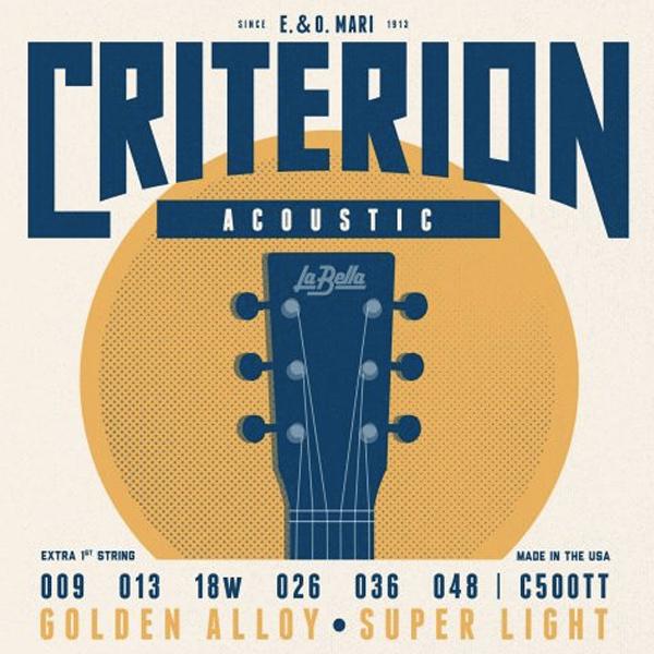 Струны для акустической гитары La Bella C500TT фото 1   Интернет-магазин Bangbang