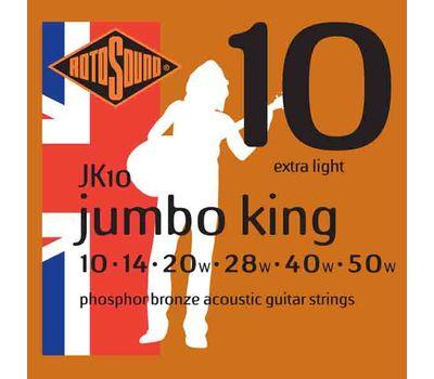 Струны для акустической гитары Rotosound JK10 фото 1   Интернет-магазин Bangbang