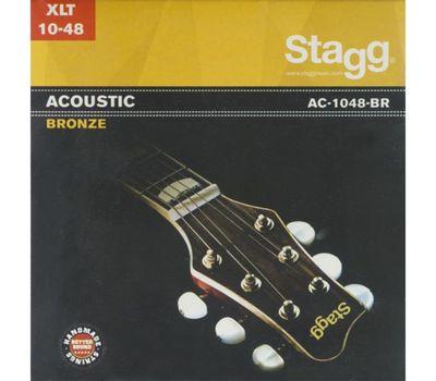 Струны для акустической гитары Stagg AC-1048-BR фото 1   Интернет-магазин Bangbang