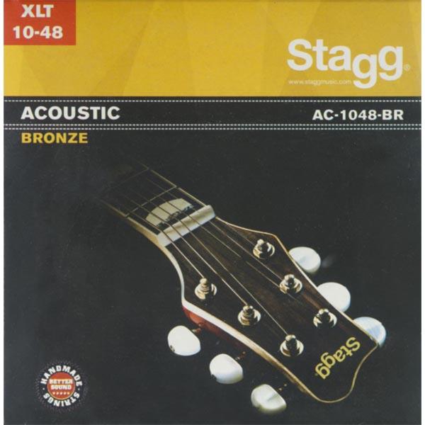Струны для акустической гитары Stagg AC-1048-BR фото 1 | Интернет-магазин Bangbang