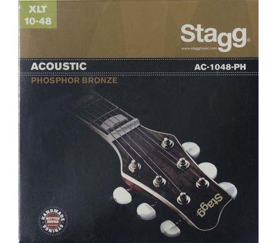 Струны для акустической гитары Stagg AC-1048-PH фото 1 | Интернет-магазин Bangbang