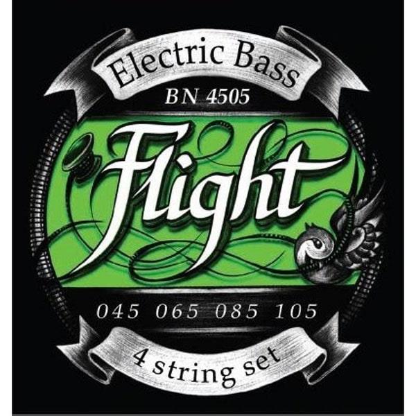 Струны для бас-гитары FLIGHT BN4505 фото 1   Интернет-магазин Bangbang