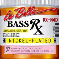 Струны для бас-гитары La Bella RX-N4D фото 1 | Интернет-магазин Bangbang