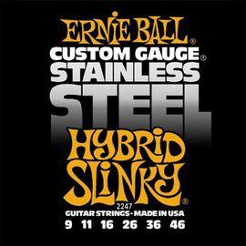 Струны для электрогитары Ernie Ball 2247 фото 1   Интернет-магазин Bangbang