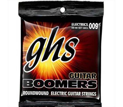 Струны для электрогитары GHS GBCL 9-46 фото 1 | Интернет-магазин Bangbang
