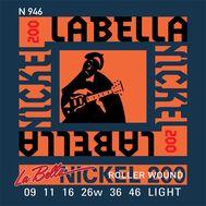 Струны для электрогитары La Bella N946 фото 1 | Интернет-магазин Bangbang