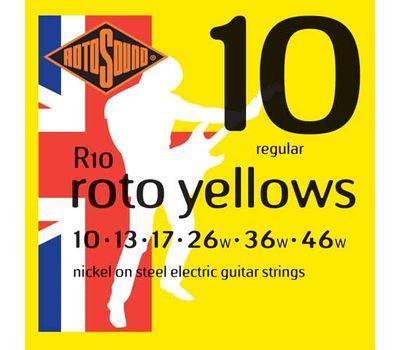 Струны для электрогитары Rotosound R10 (10-46) фото 1 | Интернет-магазин Bangbang