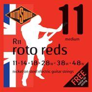 Струны для электрогитары Rotosound R11 (11-48) фото 1 | Интернет-магазин Bangbang