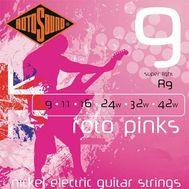 Струны для электрогитары Rotosound R9 (9-42) фото 1 | Интернет-магазин Bangbang