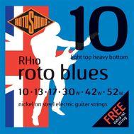 Струны для электрогитары Rotosound RH10 (10-52) фото 1 | Интернет-магазин Bangbang
