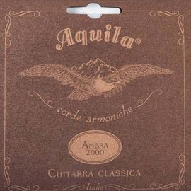 Струны для классической гитары Aquila Ambra 108C фото 1 | Интернет-магазин Bangbang