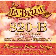 Струны для классической гитары La Bella 820B Flamenco Black фото 1 | Интернет-магазин Bangbang