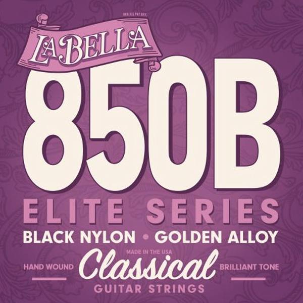Струны для классической гитары La Bella 850B фото 1   Интернет-магазин Bangbang