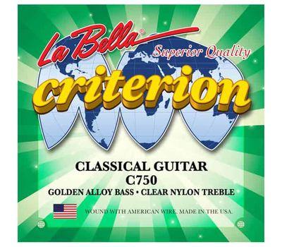 Струны для классической гитары La Bella C750 фото 1 | Интернет-магазин Bangbang