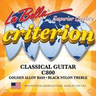 Струны для классической гитары La Bella C800 фото 1 | Интернет-магазин Bangbang