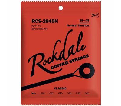 Струны для классической гитары Rockdale RCS-2845N фото 1 | Интернет-магазин Bangbang