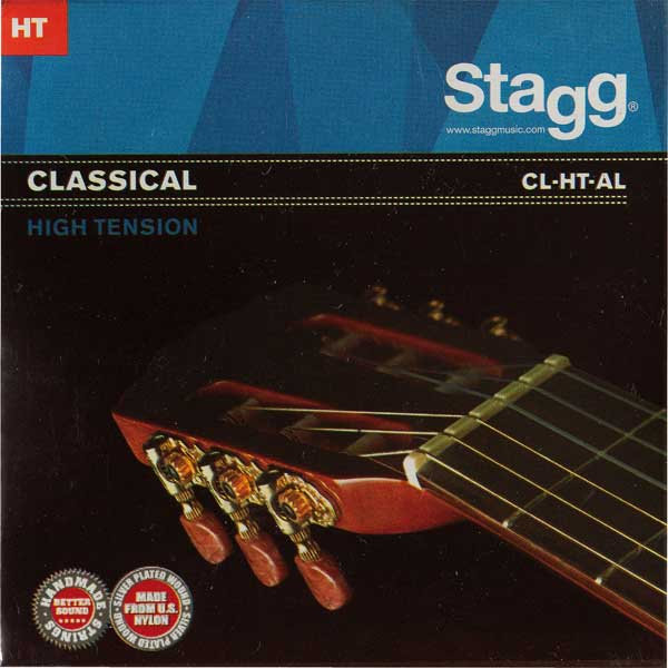 Струны для классической гитары Stagg CL-HT-AL фото 1 | Интернет-магазин Bangbang