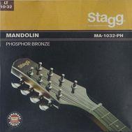 Струны для мандолины Stagg MA-1032-PH фото 1 | Интернет-магазин Bangbang