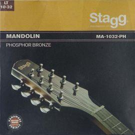 Струны для мандолины Stagg MA-1032-PH фото 1   Интернет-магазин Bangbang