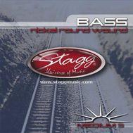 Струны для пятиструнной бас-гитары Stagg BA-4525-5s фото 1   Интернет-магазин Bangbang