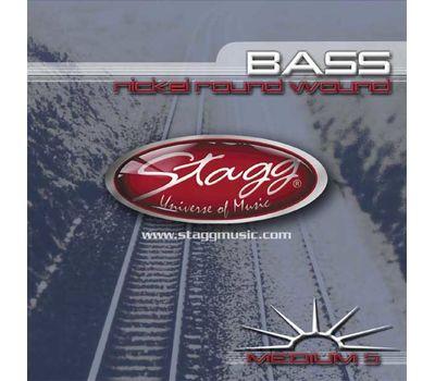 Струны для пятиструнной бас-гитары Stagg BA-4525-5s фото 1 | Интернет-магазин Bangbang