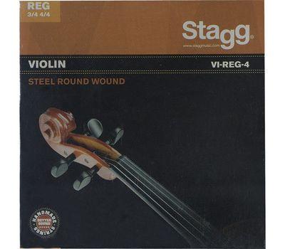 Струны для скрипки Stagg VI-REG4 фото 1 | Интернет-магазин Bangbang