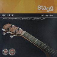 Струны для укулеле Stagg UK-2841-NY фото 1 | Интернет-магазин Bangbang