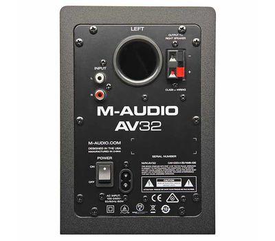 Студийные мониторы M-Audio Studiophile AV32 фото 2 | Интернет-магазин Bangbang