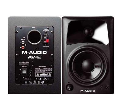 Студийные мониторы M-Audio Studiophile AV42 фото 2 | Интернет-магазин Bangbang