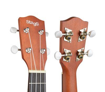Укулеле-сопрано Stagg US60-S фото 5 | Интернет-магазин Bangbang